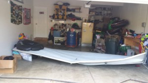 Garage Door Down!